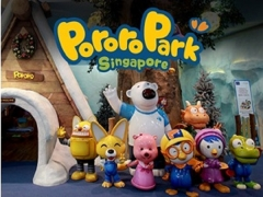 Enjoy 15% Off Admission Rate at Pororo Park Singapore with DBS Cards