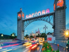 Enjoy 3D2N Hotel and Attractions Package at Resorts World Sentosa with DBS Cards