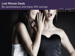 Last Minute Deals | Enjoy 10% Savings in Carlton Singapore