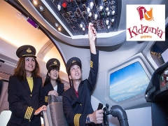 KidZania Singapore: Back-To-Kidz adult-only Event with NTUC