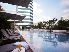 Christmas and Lunar New Year Special from SGD418+ in Fraser Suites Singapore