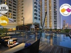 Penang: $178 for Two Pax 2D1N 5-Star G Hotel Penang Standard Room Stay (Worth $224)