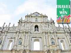 Zhuhai and Macau: 5D4N Guided Tour & Hotel Accommodation