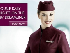 Double Daily Flights on the 787 Dreamliner - Special Flight Offers from Singapore