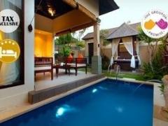 Bali: $475 for 2Pax 3D2N 4-Star Transera Grand Kancana Resort Villas One-Bedroom Pool Villa & More