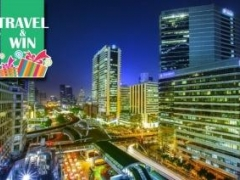 BKK: 4D3N Hotel Stay & Thai Airways Flight