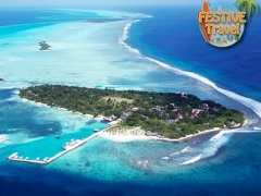 Maldives: $1350 /pax for 5D4N at 4* Adaaran Select Hudhuranfushi Resort with Return Flights & Perks