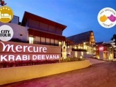 3D2N 4-Star Mercure Krabi Deevana Stay with Breakfast, Airport Transfer & City Tour