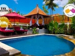 Bali: 3D2N 4-Star The Awan Villas One-Bedroom Private Pool Villa Stay w/ Breakfast