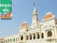 Ho Chi Minh: 4D3N Queen Ann Hotel Stay & 2 way Flight