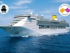 Malacca/Penang: 4D3N Costa Cruise Inside Classic Cabin Stay w/ Entertainment & Meals