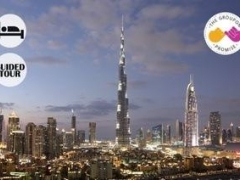 Dubai: $478 per pax for 4D3N Guided Tour with Hotel Stay & Airport Transfer (Worth $1188)