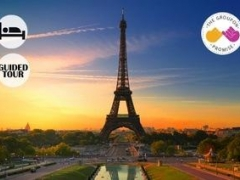 $1088/pax for 10D7N Guided Tour to Switzerland, Germany, Amsterdam and Paris & Hotel Stays