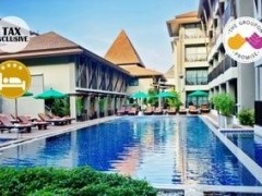 Krabi: $108 for 2Pax 3D2N 4-Star Ananta Burin Resort Deluxe Pool View Room Stay with Breakfast