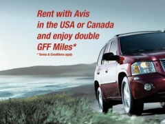 Tour Transport Deals Avis Earn Up To 7 500 Miles From Garuda