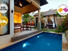 Bali: 3D2N 4-Star Transera Grand Kancana Resort Villas One-Bedroom Pool Villa w/ Transfer