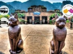 Ipoh: From $210/pax for 3D2N Lost World of Tambun Hotel Stay w/ Coach & Admission to Theme Park