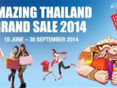Amazing Thailand Grand Sale 2014