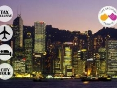 Hong Kong: $566 nett /pax for 4D3N Hotel Stay w/ Singapore Airlines Flight, City Tour & More