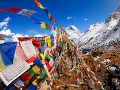 Nepal: 16 Day Everest Base Camp Trek, includes Hotel Stay, Meals, Equipment & Domestic Flights