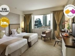 Bangkok: $249 for Two Pax 5-Star 3D2N Dusit Thani Hotel Superior Room Stay (Worth $278)