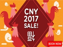 Chinese New Year Deals on AirAsiaGo from SGD12