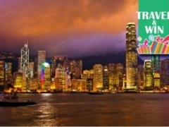 Hong Kong: 4D3N Rambler Oasis Hotel Stay & 2 way Flight