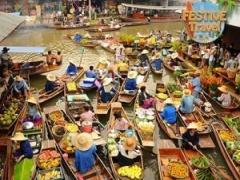 4D3N Bangkok Package via Scoot