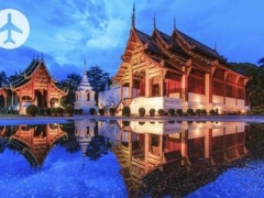 Flight to Siem Reap: $139 per pax for 2 Way SilkAir Flight with Check-In Baggage (Worth $388)
