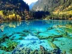 8D7N Jiuzhaigou Tour w/ stay at 5-Star Hotel, Meals, Airport Transfer & Silkair Flight Tickets