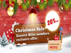 Enjoy 20% Savings on Airfares on China Eastern Airlines' Worldwide Destinations
