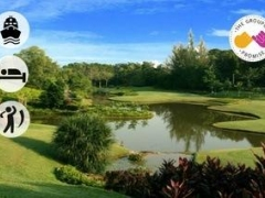 Batam: From $149 per pax for 2D1N Golden View Hotel Stay w/ Ferry & 18-Hole Golf Game