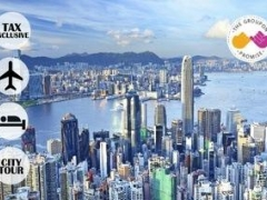 Hong Kong: 4D3N Rambler Oasis Hotel Stay w/ Cathay Pacific Flight & Airport Transfer