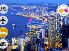 Hong Kong: $488 nett/pax for 3D2N 4-Star Hotel Stay w/ Cathay Pacific Flight & Airport Transfer