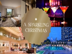 Carlton Christmas Staycation from SGD268