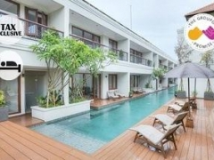Bali: $115 for Two Pax 3D2N Seminyak Lagoon All Suites Hotel Superior Suite Stay with Breakfast