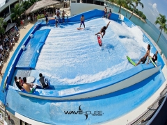 Enjoy 1-FOR-1 Deal at Wave House Sentosa with American Express Card