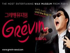 Take 10% Off Admission Tickets to Grevin Seoul with MasterCard