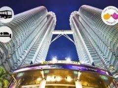 Spend Hari Raya in Kuala Lumpur: $119/pax for 2D1N 5 Elements Hotel Stay w/ Coach