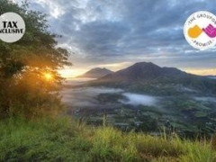 Bali Add-On Land Tour: From $22.40 per pax for Full-Day Kintamani Highland & Volcano Tour