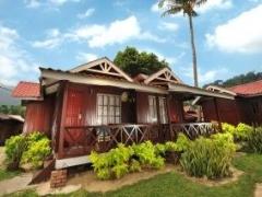 Tioman: Paya Beach Resort with 2 way Ferry