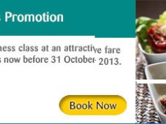 2-to-go Business Class Promotion