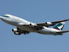 2-Way Bangkok Air Ticket via Cathay Pacific
