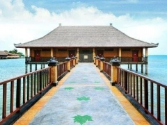 Bintan: 2D1N Bintan Agro Beach or Cabana Resort Stay with Meals, Ferry, City Tour & Massage