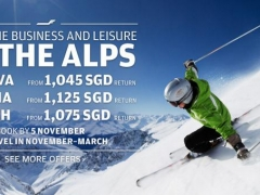 Combine Business and Leisure in the Alps