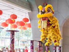Celebrate Lunar New Year in The Fullerton Bay Hotel