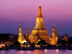 $60/pax for 2-Way Air Ticket to Bangkok via Thai Airways w/ 20kg Check-In & 7kg Hand-Carry