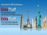 Save Up to 82% Off Hotel Rates via Agoda with UOB Cards