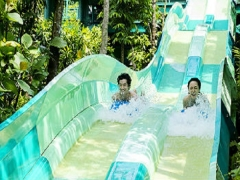 Adventure Cove Waterpark Package at only S$64 in Resorts World Singapore