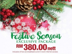 Enjoy Festive Offer in The Royale Chulan Kuala Lumpur from RM380